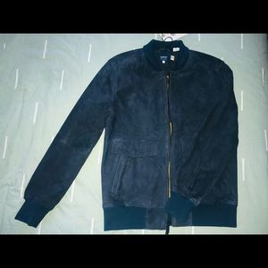 Other - Levi's Goat Suede Jacket (Italian Made)